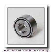 IKO NAST25ZZUUR  Cam Follower and Track Roller - Yoke Type
