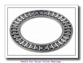 1.378 Inch | 35 Millimeter x 1.772 Inch | 45 Millimeter x 0.472 Inch | 12 Millimeter  IKO TA3512Z  Needle Non Thrust Roller Bearings