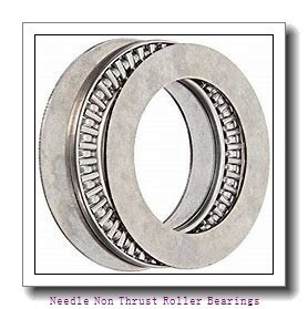 1.5 Inch | 38.1 Millimeter x 2.063 Inch | 52.4 Millimeter x 1 Inch | 25.4 Millimeter  MCGILL MR 24 N DS  Needle Non Thrust Roller Bearings