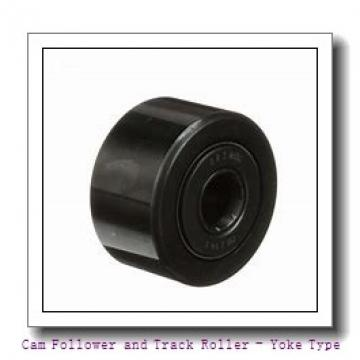 IKO NAST35ZZUU  Cam Follower and Track Roller - Yoke Type