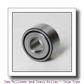IKO NAST6ZZR  Cam Follower and Track Roller - Yoke Type