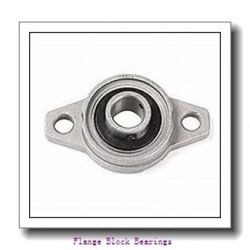 AMI UEFT207  Flange Block Bearings