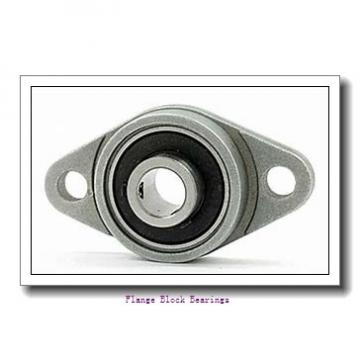IPTCI NANFL 209 28  Flange Block Bearings
