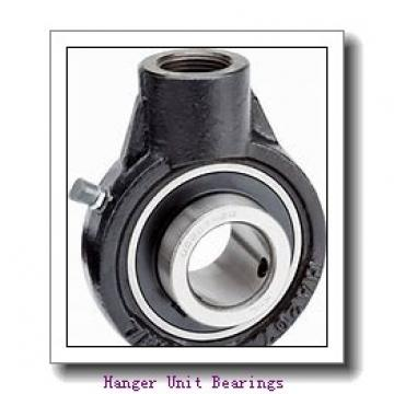 AMI UCHPL203B  Hanger Unit Bearings
