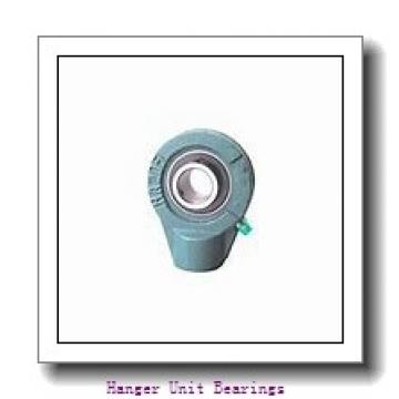 AMI UCHPL201-8MZ20RFB  Hanger Unit Bearings