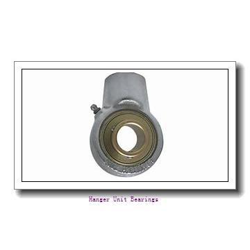 AMI UCHPL206-18CEW  Hanger Unit Bearings