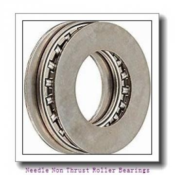 0.75 Inch | 19.05 Millimeter x 1.5 Inch | 38.1 Millimeter x 0.875 Inch | 22.225 Millimeter  MCGILL RS 6  Needle Non Thrust Roller Bearings