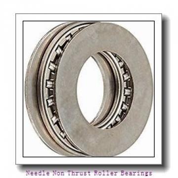 3.5 Inch | 88.9 Millimeter x 4.5 Inch | 114.3 Millimeter x 2 Inch | 50.8 Millimeter  MCGILL MR 56 RSS  Needle Non Thrust Roller Bearings