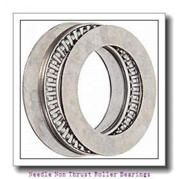 2.5 Inch   63.5 Millimeter x 3.25 Inch   82.55 Millimeter x 1.75 Inch   44.45 Millimeter  MCGILL MR 40 SRS  Needle Non Thrust Roller Bearings