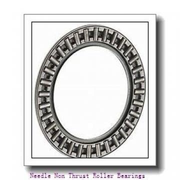 1 Inch | 25.4 Millimeter x 1.5 Inch | 38.1 Millimeter x 0.75 Inch | 19.05 Millimeter  MCGILL MR 16 N BULK  Needle Non Thrust Roller Bearings