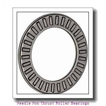 6.5 Inch | 165.1 Millimeter x 8 Inch | 203.2 Millimeter x 3 Inch | 76.2 Millimeter  MCGILL GR 104  Needle Non Thrust Roller Bearings