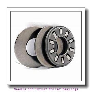 0.25 Inch | 6.35 Millimeter x 0.438 Inch | 11.125 Millimeter x 0.438 Inch | 11.125 Millimeter  KOYO GB-47  Needle Non Thrust Roller Bearings