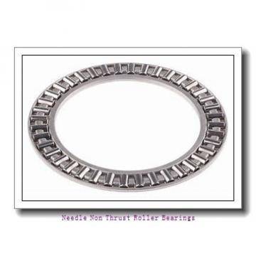6.5 Inch | 165.1 Millimeter x 8 Inch | 203.2 Millimeter x 2.5 Inch | 63.5 Millimeter  MCGILL GR 104 N  Needle Non Thrust Roller Bearings