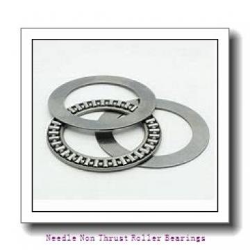 2.5 Inch | 63.5 Millimeter x 3.25 Inch | 82.55 Millimeter x 1.75 Inch | 44.45 Millimeter  MCGILL MR 40 RS  Needle Non Thrust Roller Bearings