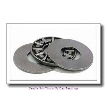 6.5 Inch | 165.1 Millimeter x 8 Inch | 203.2 Millimeter x 2.5 Inch | 63.5 Millimeter  MCGILL MR 104 N  Needle Non Thrust Roller Bearings