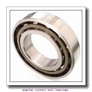 0.984 Inch   25 Millimeter x 2.047 Inch   52 Millimeter x 0.811 Inch   20.6 Millimeter  SKF 5205CF  Angular Contact Ball Bearings
