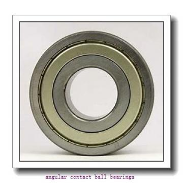 0.669 Inch   17 Millimeter x 1.575 Inch   40 Millimeter x 0.689 Inch   17.5 Millimeter  SKF 5203SBKF  Angular Contact Ball Bearings