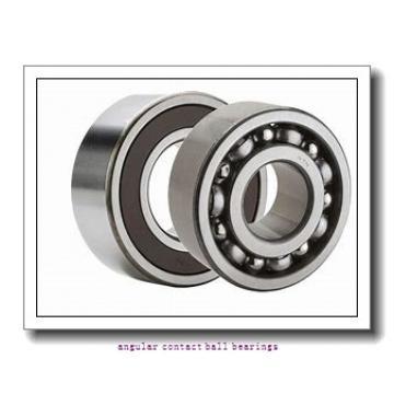 1.181 Inch | 30 Millimeter x 2.441 Inch | 62 Millimeter x 1.063 Inch | 26.99 Millimeter  SKF 5206CF1  Angular Contact Ball Bearings