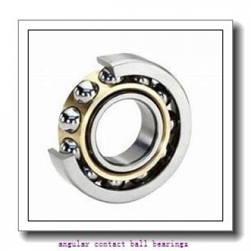 1.181 Inch | 30 Millimeter x 2.441 Inch | 62 Millimeter x 0.937 Inch | 23.8 Millimeter  SKF 5206MF  Angular Contact Ball Bearings