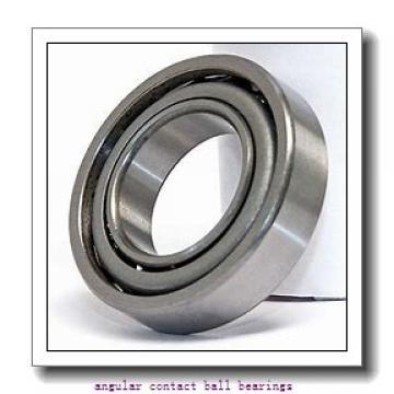 0.669 Inch   17 Millimeter x 1.575 Inch   40 Millimeter x 0.689 Inch   17.5 Millimeter  SKF 5203SBKFF  Angular Contact Ball Bearings
