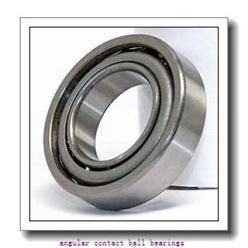 1.378 Inch | 35 Millimeter x 3.15 Inch | 80 Millimeter x 1.5 Inch | 38.1 Millimeter  SKF 5307MF1  Angular Contact Ball Bearings