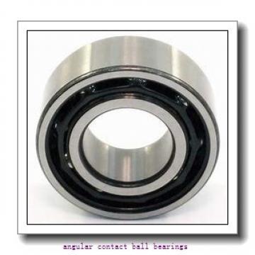1.181 Inch | 30 Millimeter x 2.441 Inch | 62 Millimeter x 0.937 Inch | 23.8 Millimeter  SKF 5206MFFG  Angular Contact Ball Bearings