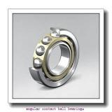 2.756 Inch | 70 Millimeter x 5.906 Inch | 150 Millimeter x 1.378 Inch | 35 Millimeter  SKF 7314PJDE-BRZ  Angular Contact Ball Bearings