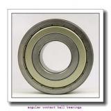 1.969 Inch | 50 Millimeter x 4.331 Inch | 110 Millimeter x 1.063 Inch | 27 Millimeter  SKF 7310PJDE-BRZ  Angular Contact Ball Bearings