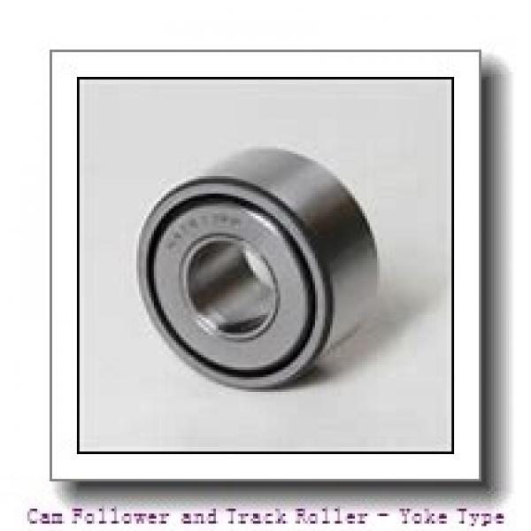 IKO NAST45ZZUU  Cam Follower and Track Roller - Yoke Type #3 image