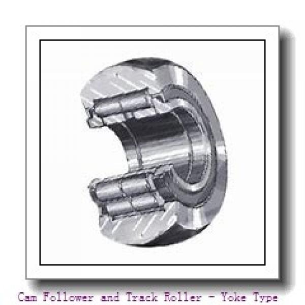 INA LFR5206-25-2Z  Cam Follower and Track Roller - Yoke Type #1 image