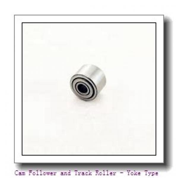 IKO NURT50  Cam Follower and Track Roller - Yoke Type #1 image