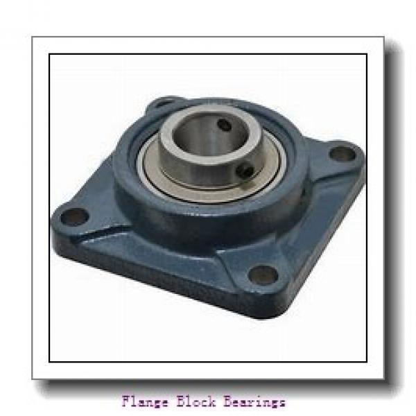 AMI UCFCSX08  Flange Block Bearings #1 image