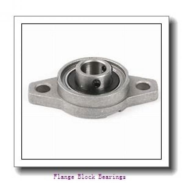 AMI UCFT206-19  Flange Block Bearings #1 image