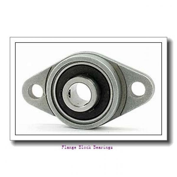 NTN UCFU-1.7/16  Flange Block Bearings #1 image