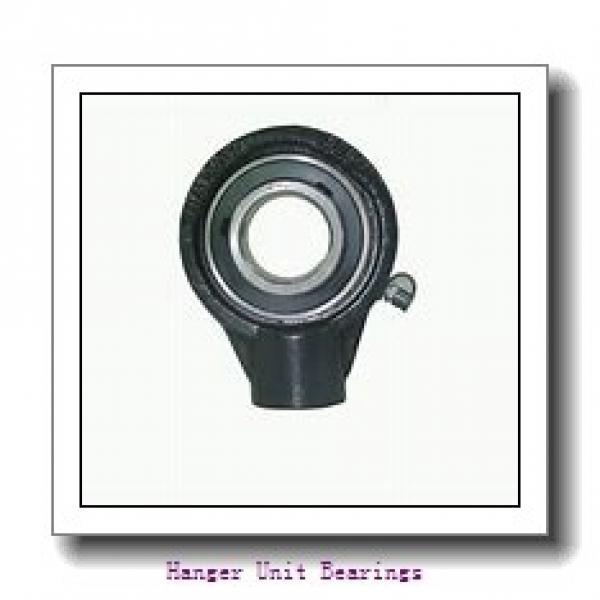 AMI UCHPL207-22MZ20CW  Hanger Unit Bearings #1 image