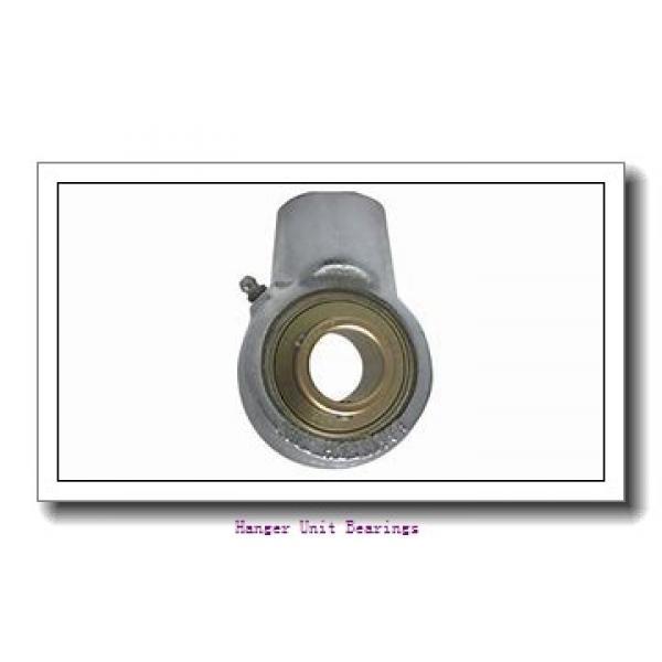 AMI UCHPL206B  Hanger Unit Bearings #1 image