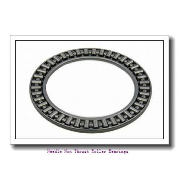 0.875 Inch | 22.225 Millimeter x 1.188 Inch | 30.175 Millimeter x 0.75 Inch | 19.05 Millimeter  IKO BHA1412ZOH  Needle Non Thrust Roller Bearings #1 image