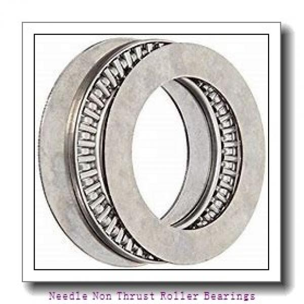 1.5 Inch | 38.1 Millimeter x 2.063 Inch | 52.4 Millimeter x 1 Inch | 25.4 Millimeter  MCGILL MR 24 N  Needle Non Thrust Roller Bearings #2 image