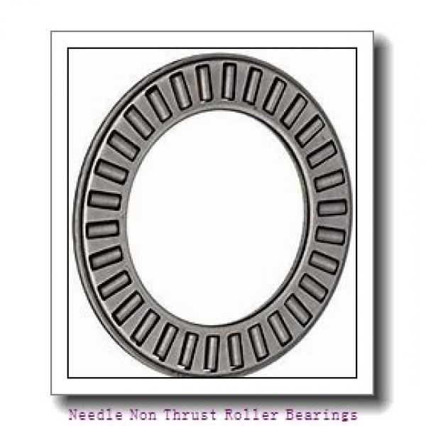 0.591 Inch | 15 Millimeter x 0.709 Inch | 18 Millimeter x 0.65 Inch | 16.5 Millimeter  IKO IRT1516  Needle Non Thrust Roller Bearings #2 image