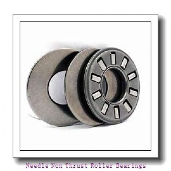 0.75 Inch | 19.05 Millimeter x 1.5 Inch | 38.1 Millimeter x 0.875 Inch | 22.225 Millimeter  MCGILL RS 6  Needle Non Thrust Roller Bearings #1 image