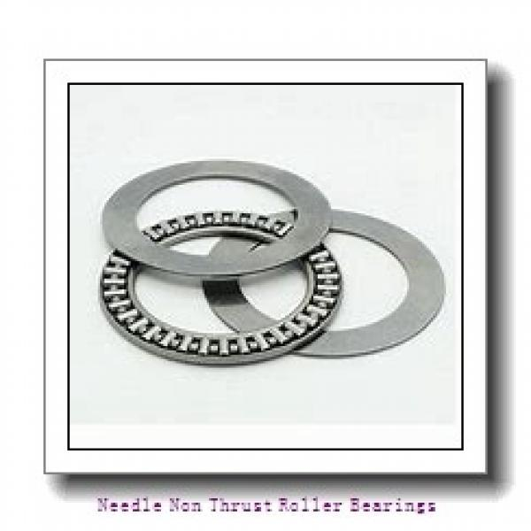 2.5 Inch | 63.5 Millimeter x 3.75 Inch | 95.25 Millimeter x 1.25 Inch | 31.75 Millimeter  MCGILL RS 20  Needle Non Thrust Roller Bearings #2 image