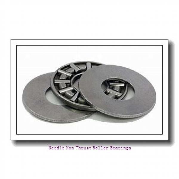 1.5 Inch | 38.1 Millimeter x 2.063 Inch | 52.4 Millimeter x 1 Inch | 25.4 Millimeter  MCGILL MR 24 N DS  Needle Non Thrust Roller Bearings #3 image