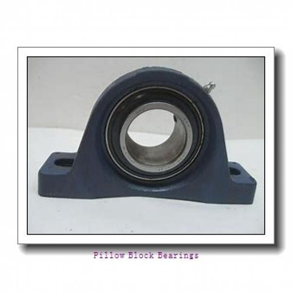 1.5 Inch   38.1 Millimeter x 1.688 Inch   42.87 Millimeter x 2.125 Inch   53.98 Millimeter  DODGE P2B-SCAH-108  Pillow Block Bearings #1 image