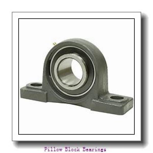 1.938 Inch | 49.225 Millimeter x 1.859 Inch | 47.219 Millimeter x 2.25 Inch | 57.15 Millimeter  DODGE P2B-GT-115  Pillow Block Bearings #1 image