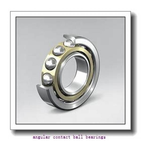 1.181 Inch | 30 Millimeter x 2.441 Inch | 62 Millimeter x 0.937 Inch | 23.8 Millimeter  SKF 5206M  Angular Contact Ball Bearings #1 image