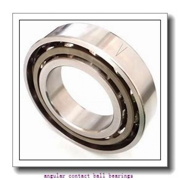 1.181 Inch | 30 Millimeter x 2.441 Inch | 62 Millimeter x 0.937 Inch | 23.8 Millimeter  SKF 5206CFFG  Angular Contact Ball Bearings #1 image