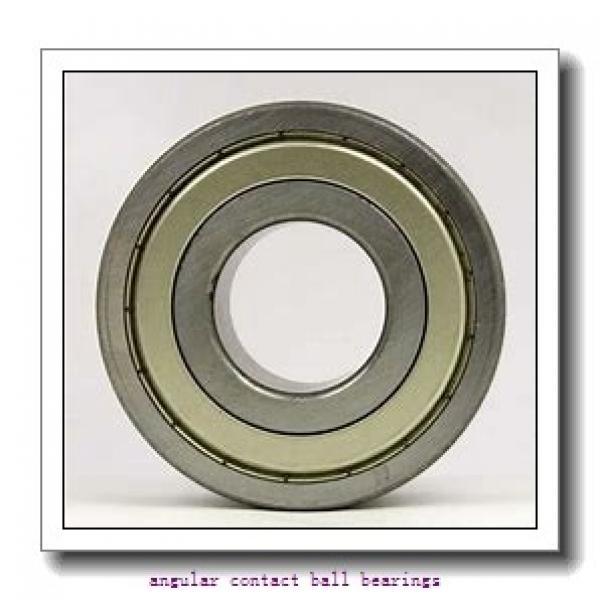 0.984 Inch | 25 Millimeter x 2.047 Inch | 52 Millimeter x 0.875 Inch | 22.23 Millimeter  SKF 5205MF1  Angular Contact Ball Bearings #1 image