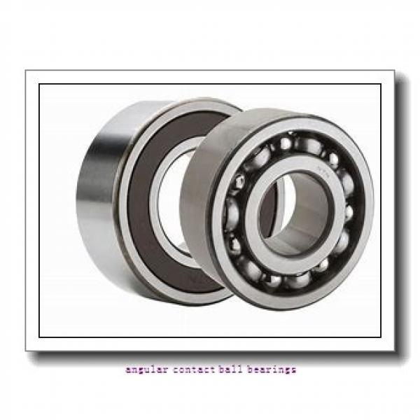 2.165 Inch   55 Millimeter x 3.937 Inch   100 Millimeter x 1.311 Inch   33.3 Millimeter  SKF 5211MZ  Angular Contact Ball Bearings #1 image
