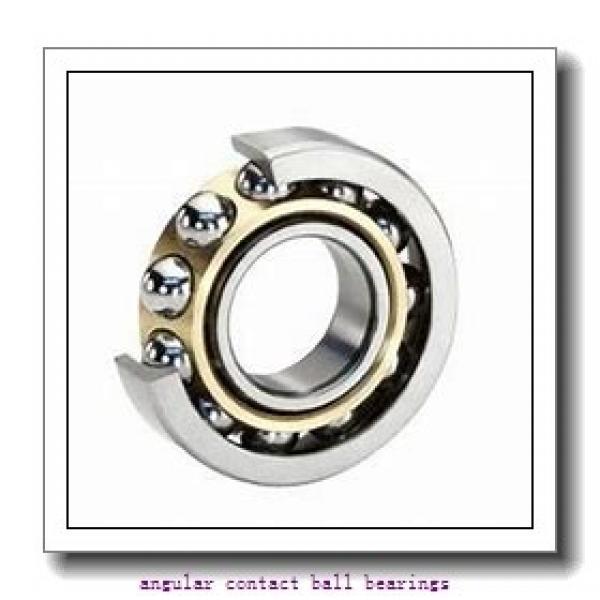 0.472 Inch | 12 Millimeter x 1.26 Inch | 32 Millimeter x 0.626 Inch | 15.9 Millimeter  SKF 5201SB  Angular Contact Ball Bearings #1 image