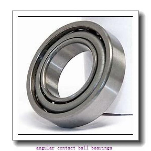 0.669 Inch | 17 Millimeter x 1.575 Inch | 40 Millimeter x 0.689 Inch | 17.5 Millimeter  SKF 5203SBKFF  Angular Contact Ball Bearings #1 image